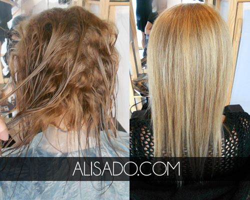 Mar color y Mechas
